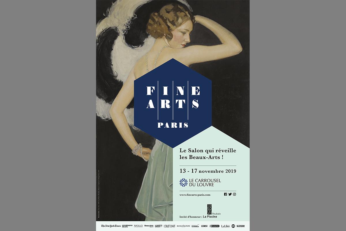 Fine Arts Paris 2019 Fg Art Travel International